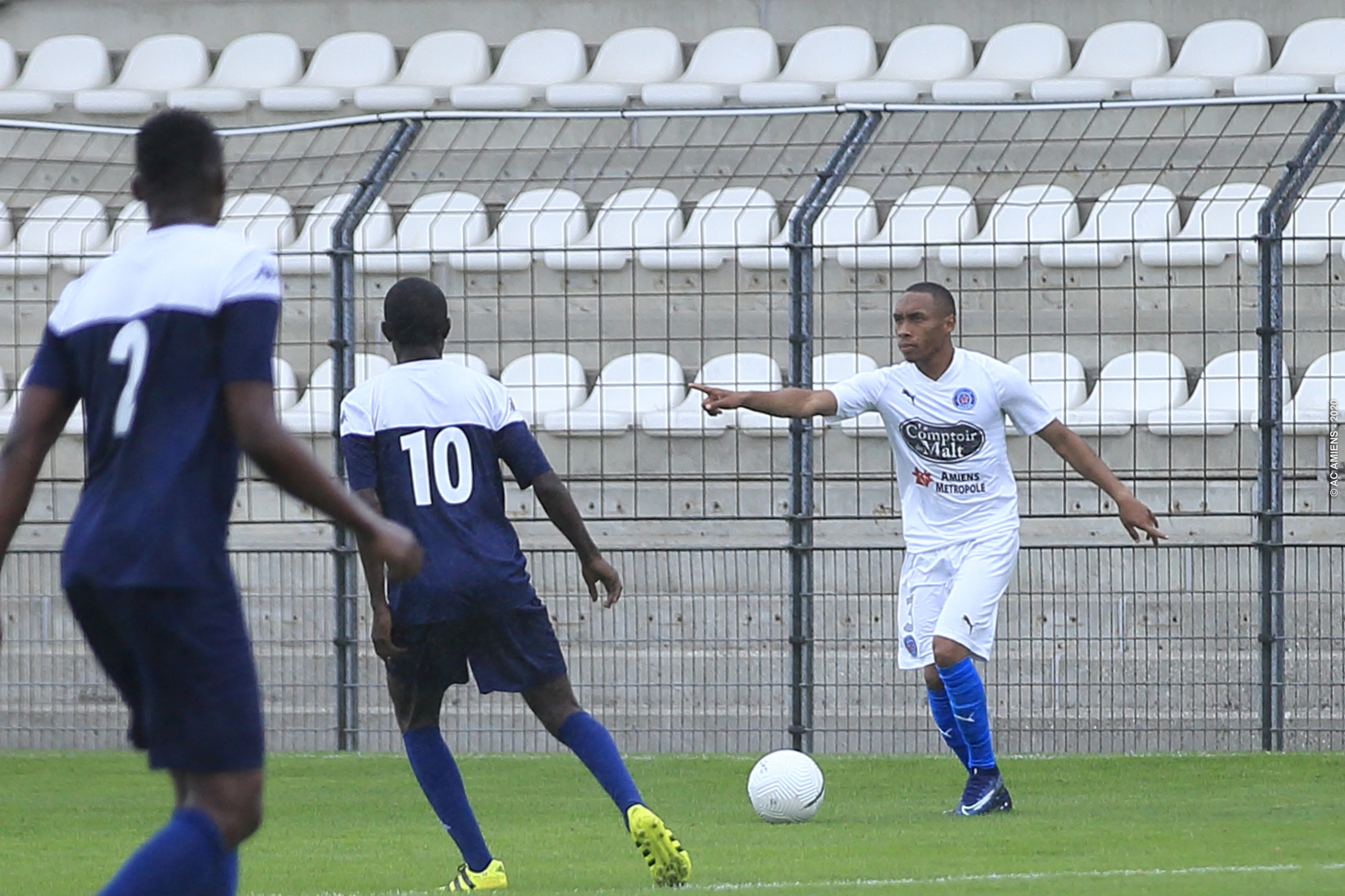 Match amical National 3 - AC AMIENS / VILLEMOMBLE SPORTS