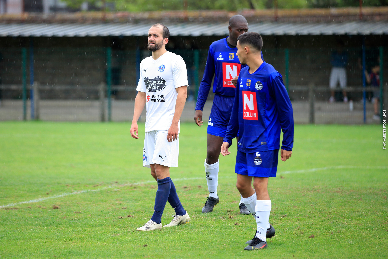 Match amical de préparation à la saison 2021-2022 - AC Amiens / SF Blanc Mesnil