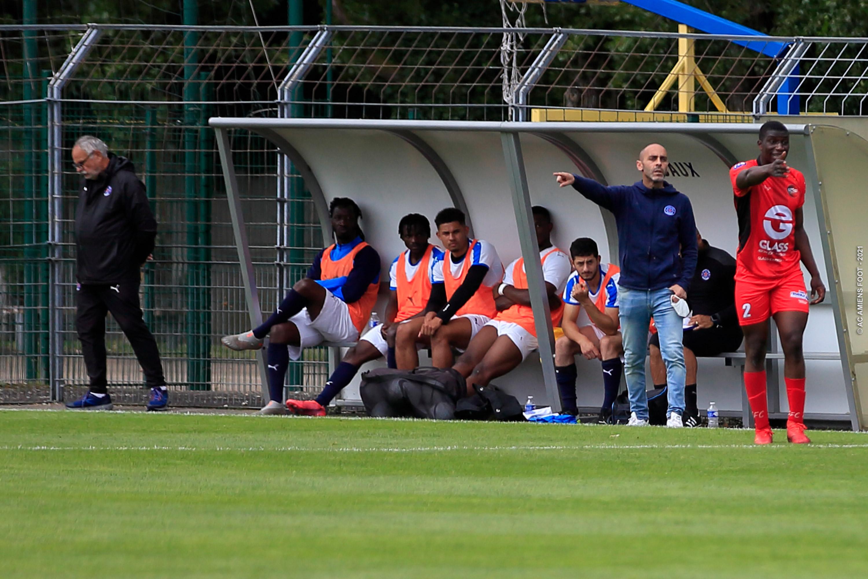 Match amical de préparation à la saison 2021-2022 - AC Amiens / FC Évreux